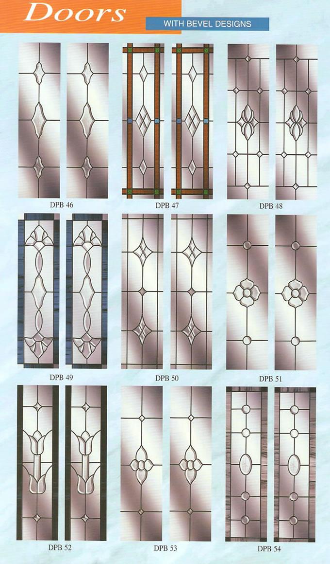 Decorative Internal Doors Lg Glass
